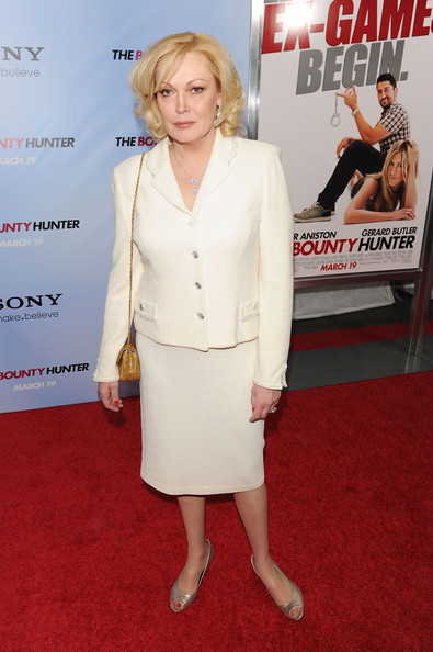 "Cathy Moriarty Pictures Premiere Of ""The Bounty Hunter"" - Adam Sandler"