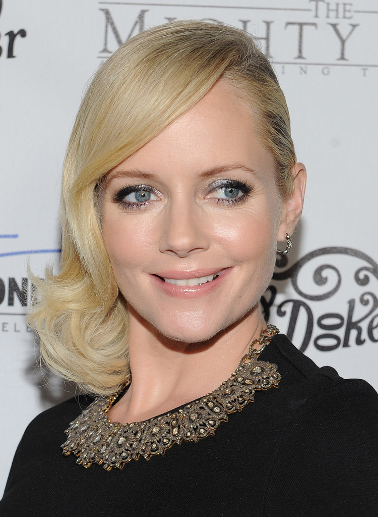 "Marley Shelton Photos Photos - Premiere Of ""The Mighty ..."