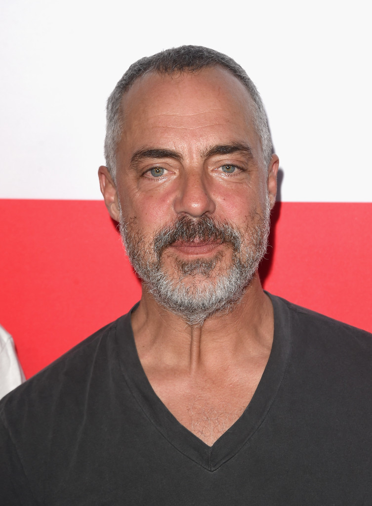 Titus welliver vogue for Titus welliver tattoos