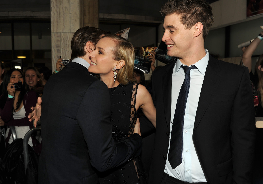 Max Irons And Jake Abel The Host