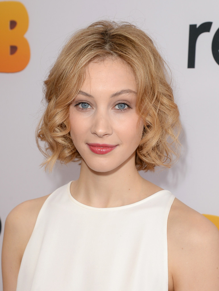 """Sarah Gadon Gets Glam On Fashion Magazine Cover: Sarah Gadon In Premiere Of Open Road Films' """"The Nut Job"""