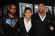 Dwayne Johnson Rza Photos Photo