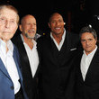 Brad Grey and Dwayne Johnson Photos