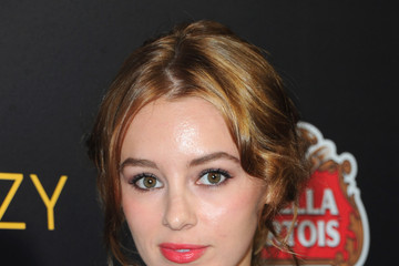 """Keeley Hazell Premiere Of Paramount Pictures' """"Like Crazy"""" - Red Carpet 2"""