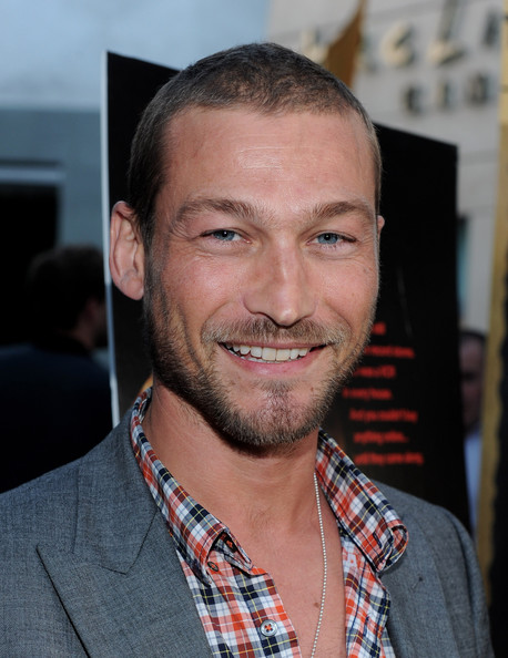 Andy+Whitfield in Premiere Of Paramount Pictures'