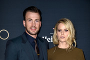 Guests Attend the Premiere of Radius and G4 Productions' 'Before We Go'