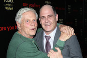 Robert Morse and Matthew Weiner Photos Photo