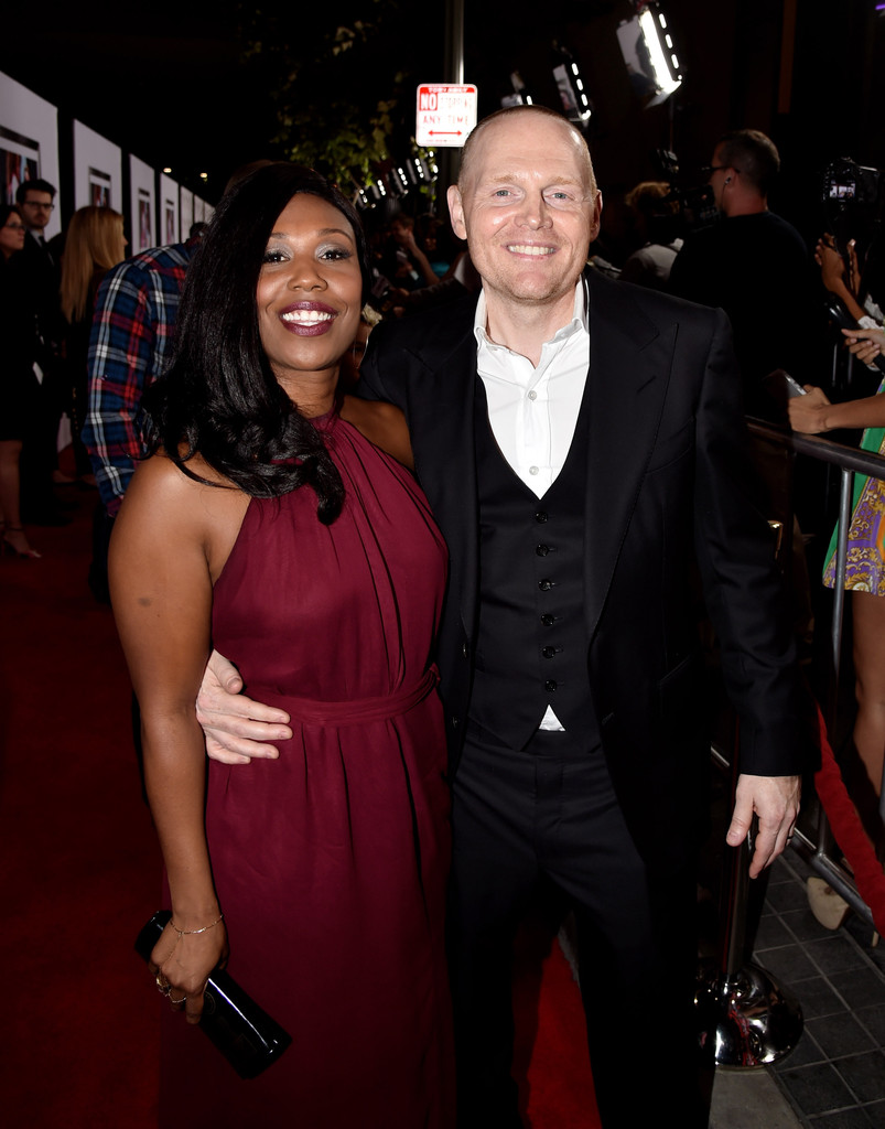 Bill Burr, Nia Hill - Bill Burr and Nia Hill Photos - Zimbio