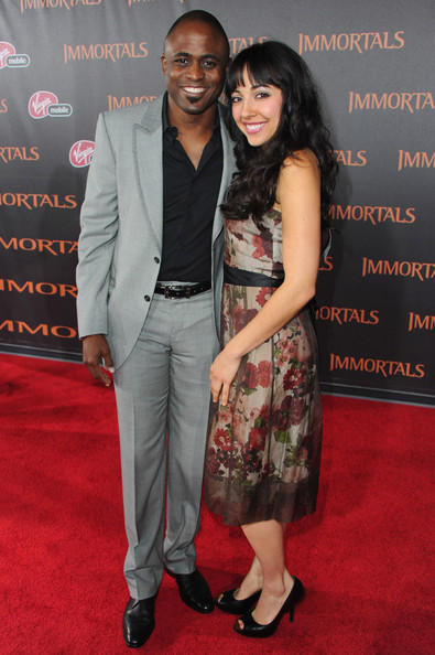 """Premiere Of Relativity Media's """"Immortals"""" Presented In RealD 3D - Red Carpet"""