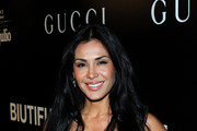 """Actress Carla Ortiz arrives at Los Angeles premiere of """"Biutiful"""" held at DGA Theater on December 14, 2010 in Los Angeles, California."""