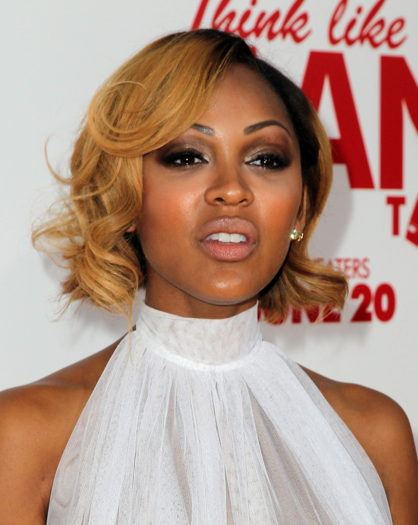 Meagan good hairstyles in think like a man hair meagan good photos think like a man too premieres in baditri Images