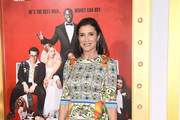 Actress Mimi Rogers attends the premiere of 'The Wedding Ringer' at TCL Chinese Theatre on January 6, 2015 in Hollywood, California.