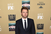 Actor Seth Gabel attends the premiere screening of FX's 'American Horror Story: Hotel' at Regal Cinemas L.A. Live on October 3, 2015 in Los Angeles, California.