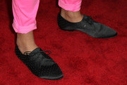 """TV personality Whitney Mixter (shoe detail) attends the premiere of Showtime's """"The Real L World"""" Season 3 at Revolver on July 17, 2012 in West Hollywood, California."""