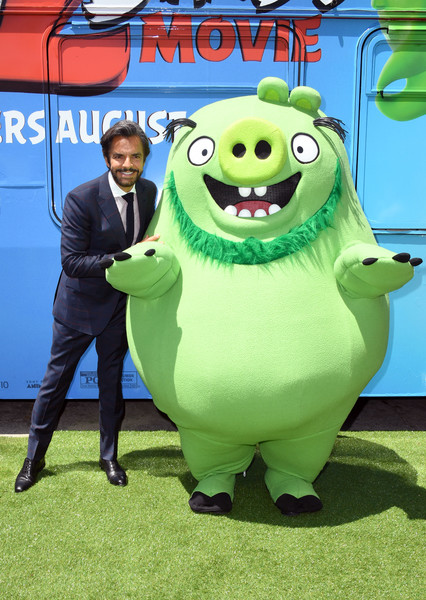 Premiere Of Sony's 'The Angry Birds Movie 2' - Arrivals 1 of