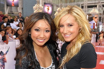 Brenda Song And Ashley Tisdale Ashley Tisdale Brenda Song