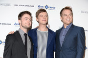 Daniel Radcliffe and Michael C. Hall Photos Photo