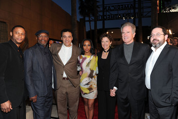 """Kerry Washington Samuel L. Jackson Premiere Of Sony Pictures Classics' """"Mother And Child"""" - Arrivals"""