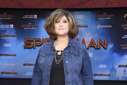 "Amy Pascal attends the Premiere Of Sony Pictures' ""Spider-Man Far From Home"" at TCL Chinese Theatre on June 26, 2019 in Hollywood, California."