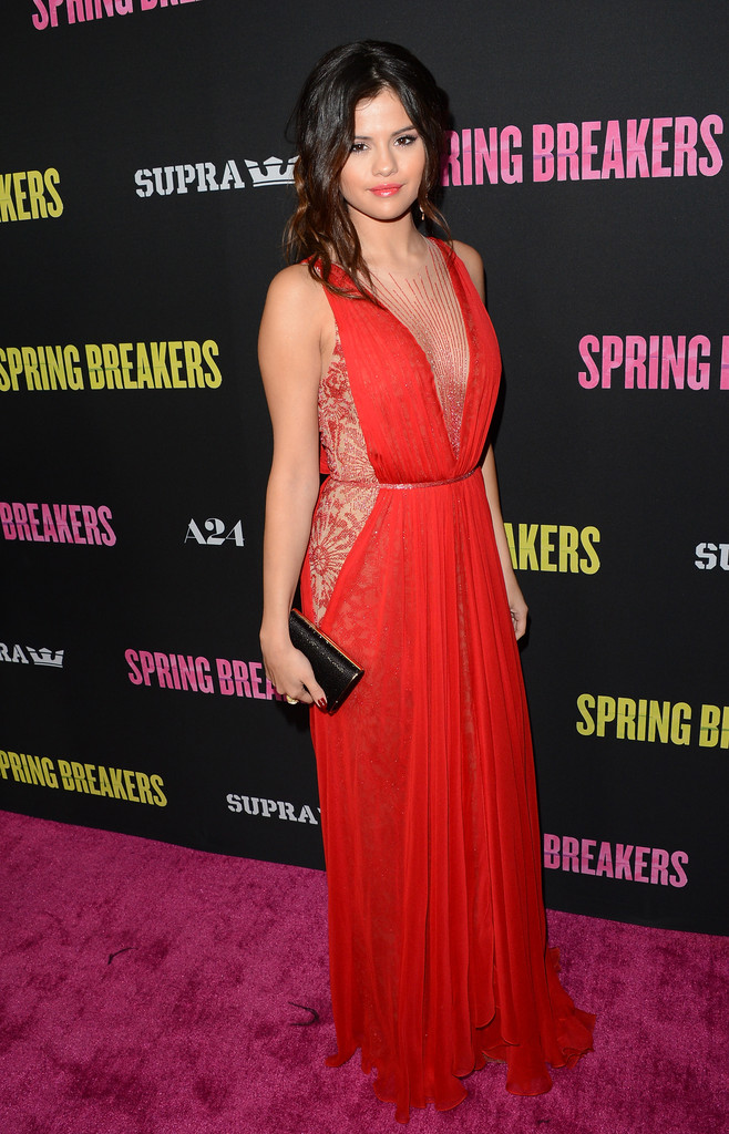 'Spring Breakers' Premieres in Hollywood 3