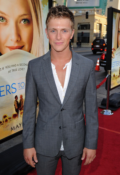 "Actor Charlie Bewley arrives at the premiere of Summit Entertainment's ""Letters To Juliet"" held at Grauman's Chinese Theatre on May 11, 2010 in Hollywood, California."