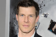 "Actor Eric Mabius arrives at the premiere of Summit Entertainment's ""Source Code"" at ArcLight Cinemas on March 28, 2011 in Los Angeles, California."
