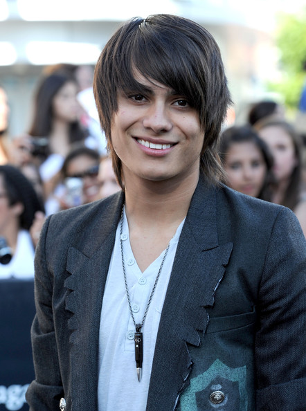 "Actor Kiowa Gordon arrives to the premiere of Summit Entertainment's ""The Twilight Saga: Eclipse"" during the 2010 Los Angeles Film Festival at Nokia Theatre L.A. Live on June 24, 2010 in Los Angeles, California."
