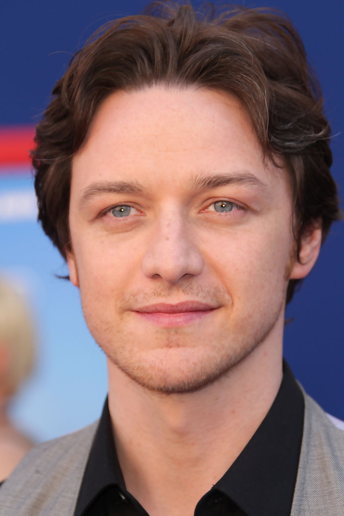 """James McAvoy in Premiere Of Touchstone Pictures' """"Gnomeo ..."""