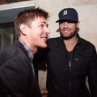 Chris Lowell and Geoff Stults Photos