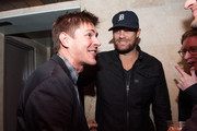 Chris Lowell and Geoff Stults Photos Photo