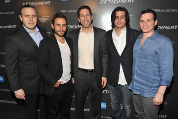 Bingo Gubelmann Premiere Of Tribeca Film's Detachment Hosted By American Express & The Cinema Society - Arrivals
