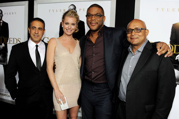 """Tyler Perry Paul Hall Premiere Of Tyler Perry's """"Good Deeds"""" - Red Carpet"""