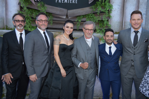 Premiere Of Universal Pictures And Amblin Entertainment's 'Jurassic World: Fallen Kingdom' - Red Carpet