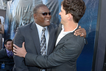 """Gregory D. Gadson Premiere Of Universal Pictures' """"Battleship"""" - Red Carpet"""