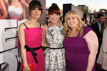 """Rebel Wilson Premiere Of Universal Pictures' """"Bridesmaids"""" - Red Carpet"""