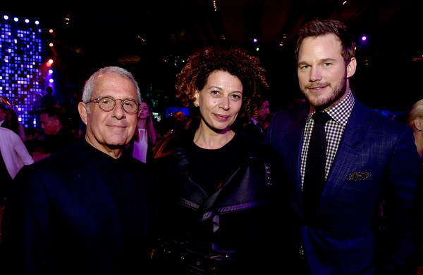 Premiere of Universal Pictures' 'Jurassic World' - After Party