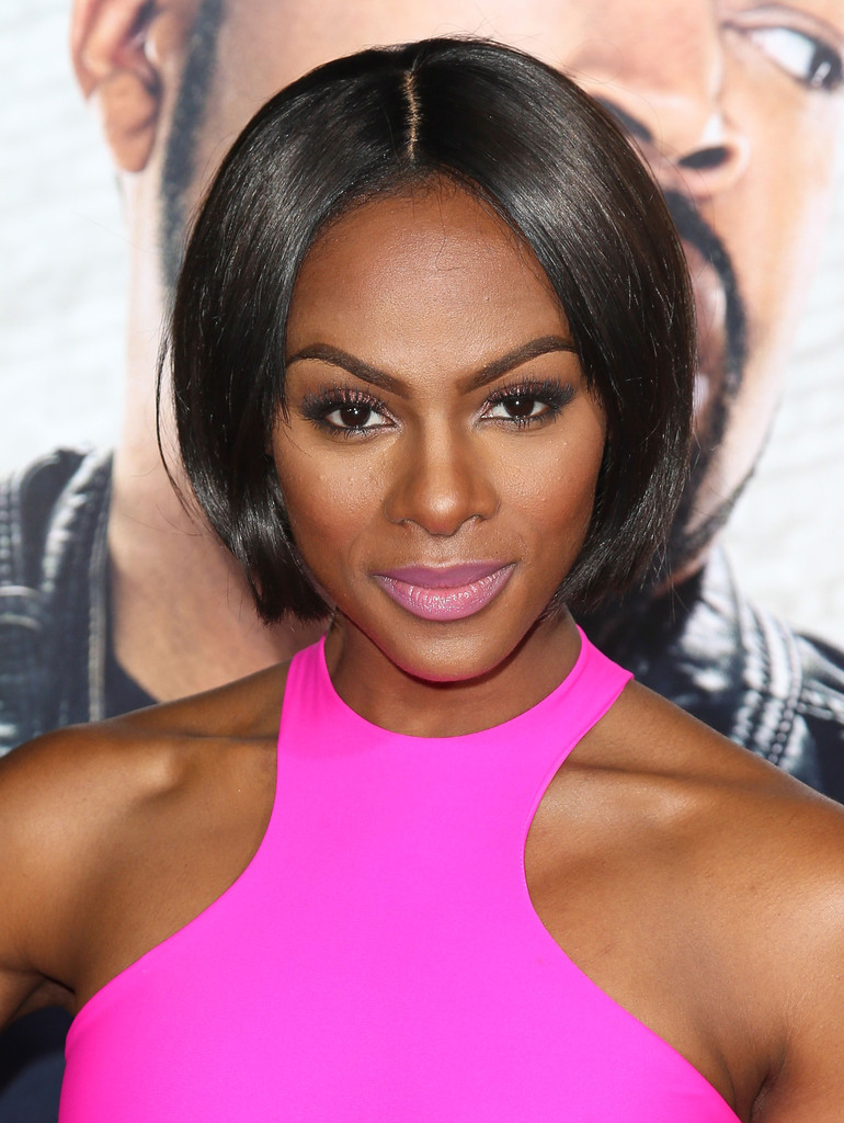 Tika Sumpter in 'Ride Along' Premieres in Hollywood - Zimbio