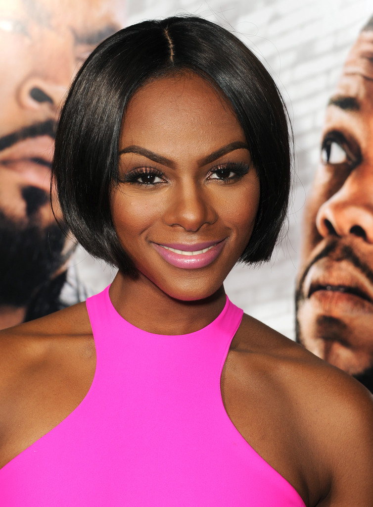 Tika Sumpter In Ride Along Premieres In Hollywood Part