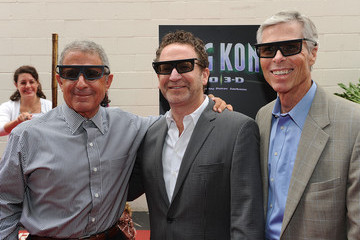 """Ron Meyer Tom Williams Premiere Of Universal Studios Hollywood's """"King Kong 360 3-D"""" Attraction"""