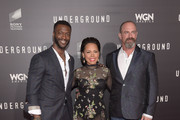Christopher Meloni and Aldis Hodge Photos Photo