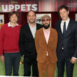 """OK Go Premiere Of Walt Disney Pictures' """"The Muppets"""" - Arrivals"""
