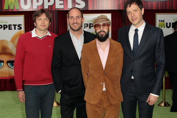 "OK Go Premiere Of Walt Disney Pictures' ""The Muppets"" - Arrivals"
