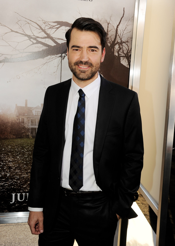 Ron Livingston in 'The Conjuring' Premieres in LA — Part 2 ...