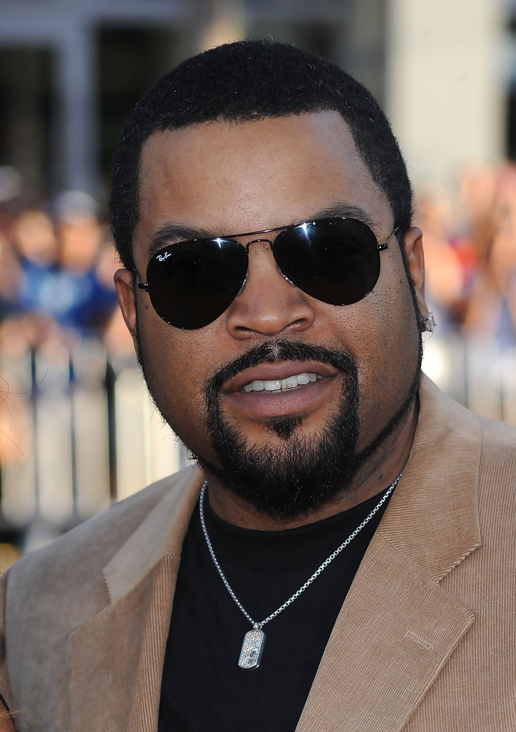 ice cube in premiere of warner bros lottery ticket arrivals zimbio. Black Bedroom Furniture Sets. Home Design Ideas