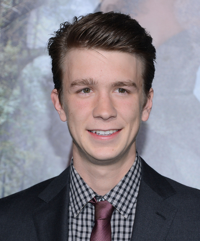 Thomas Mann in Premiere Of Warner Bros. Pictures
