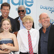 """Nathan Gamble Premiere Of Warner Bros. Pictures' """"Dolphin Tale"""" - Red Carpet"""