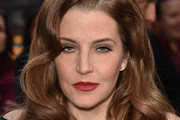 """Lisa Marie Presley attends the premiere of Warner Bros. Pictures' """"Mad Max: Fury Road"""" at TCL Chinese Theatre on May 7, 2015 in Hollywood, California."""