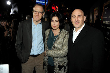 Sue Kroll Toby Emmerich The Red Carpet at the 'New Year's Eve' Premiere