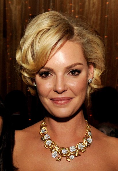 Katherine+Heigl in Premiere Of Warner Bros. Pictures'