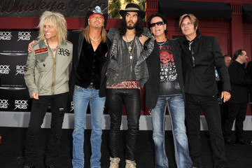 """Bobby Dall Premiere Of Warner Bros. Pictures' """"Rock Of Ages"""" - Red Carpet"""